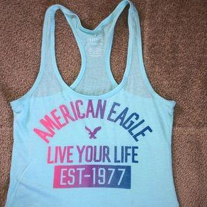 American eagle xs small tank top